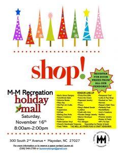 M-M Recreation Holiday Mall