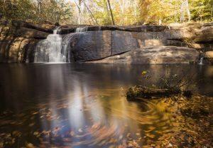 Hike to Fall Creek Falls at Mayo River State Park @ Deshazo Mill Parking Lot/Fall Creek Trailhead | Stoneville | North Carolina | United States